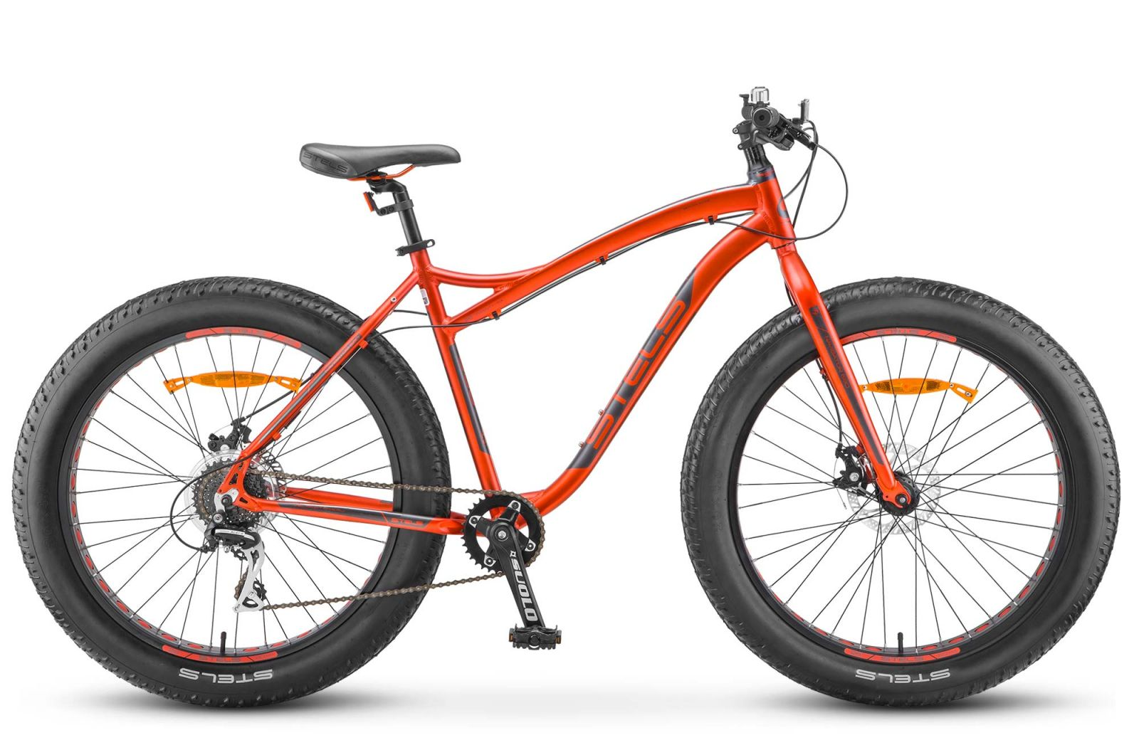 26 Stels Aggressor MD Fat bike